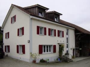 Wohnhaus Weber Eschenz