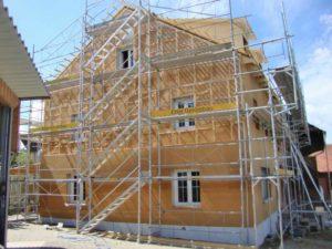 Fassadensanierung Untersee