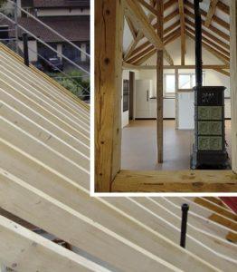 Holzbau-Arbeiten-Sanierungen