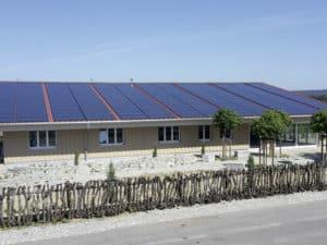 Photovoltaik-Iselisberg
