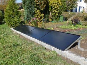 aktuelle-Photovoltaik-Installation