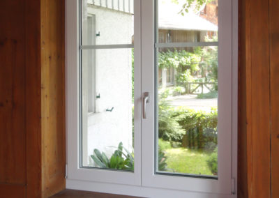 Fensterverkleidung in Ettenhausen