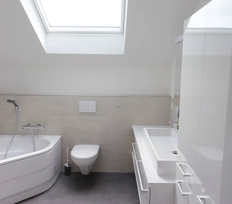 Einbau eines neues Bades in Aadorf