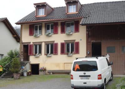 Dachgaube einbauen in Balterswil