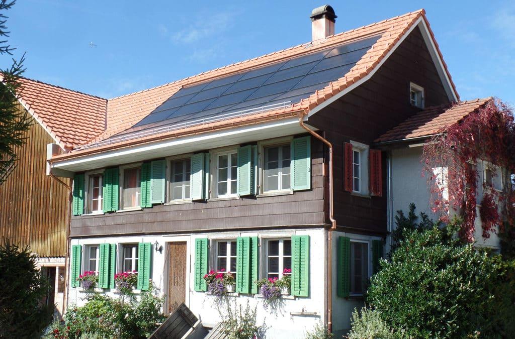 Bauernhaus in Bichelsee