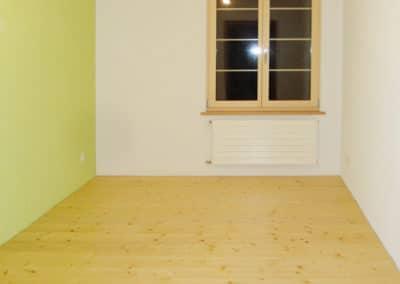 Umbau Obergeschoss in Felben