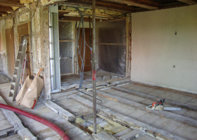 Bereit für den neuen Aufbau