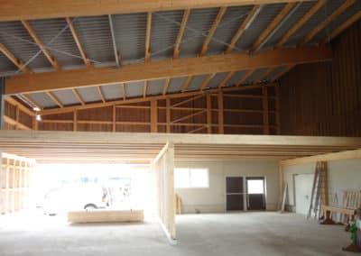 Garagen- und Werkstatteinbau in Felben