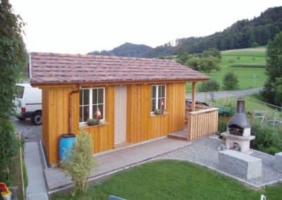 Gartenhaus in Bichelsee