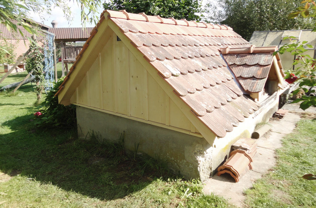 Gesamtsanierung Gartenhaus Felben