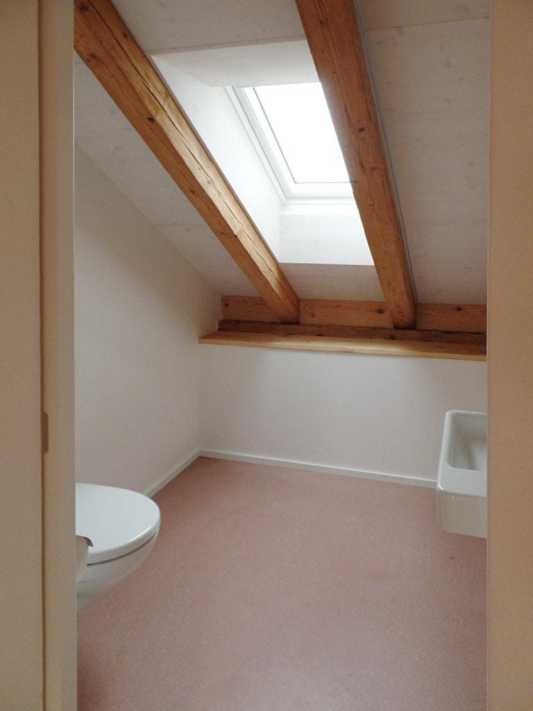 fensterfutter dachfenster mit rollladen in balterswil. Black Bedroom Furniture Sets. Home Design Ideas