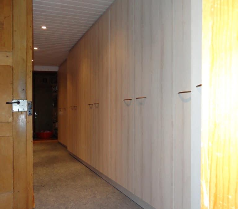 Teilsanierung Treppenhaus in Hofstetten