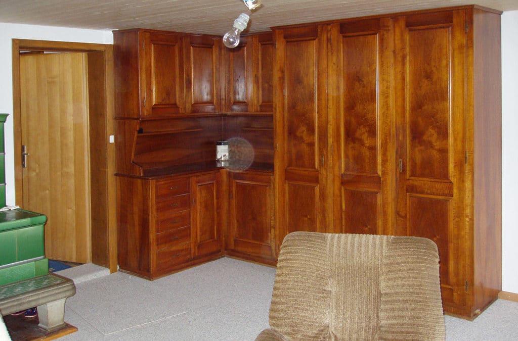 Wohnzimmer sanieren in Hofstetten