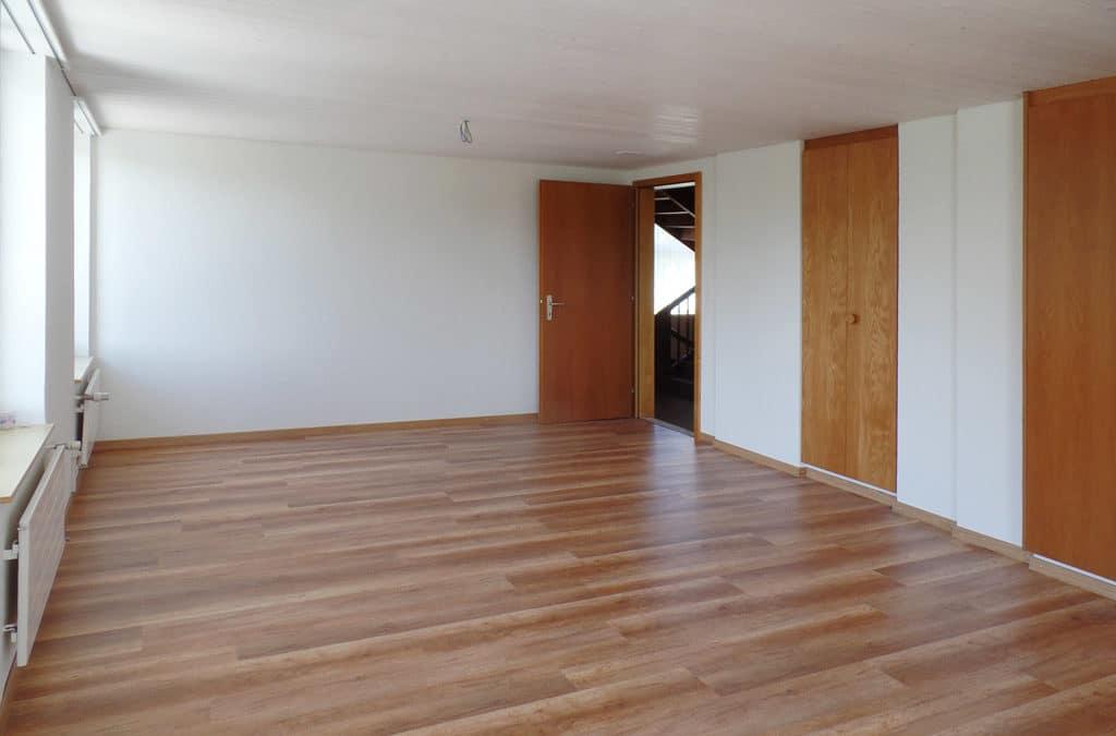 Aus zwei Zimmer wird ein Grosses in Ettenhausen