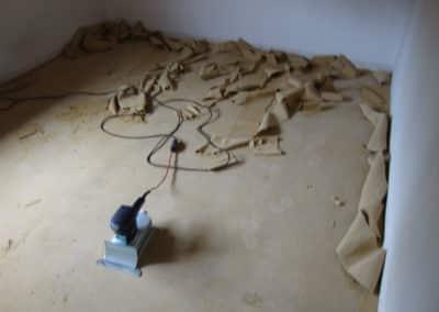 Teppich entfernen