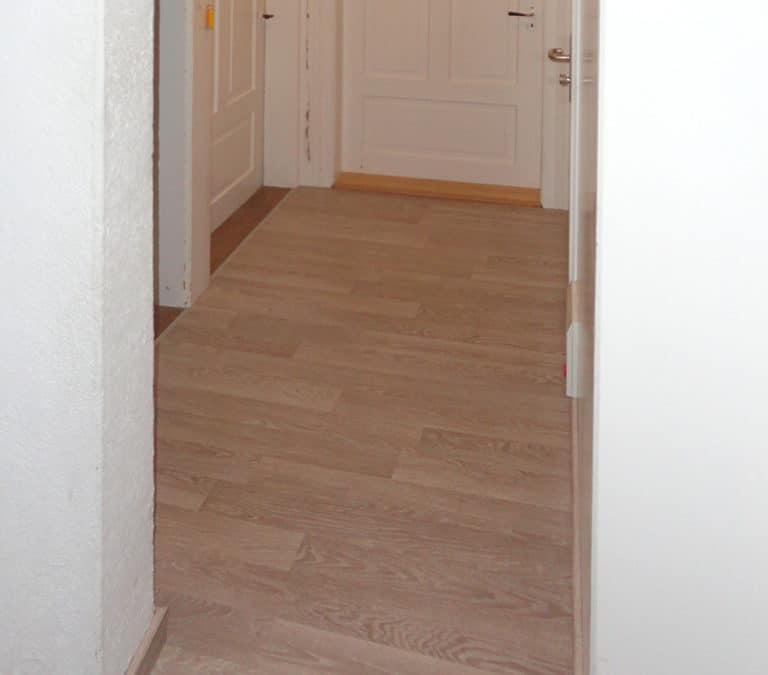 Teppichersatz durch Laminat in Ettenhausen