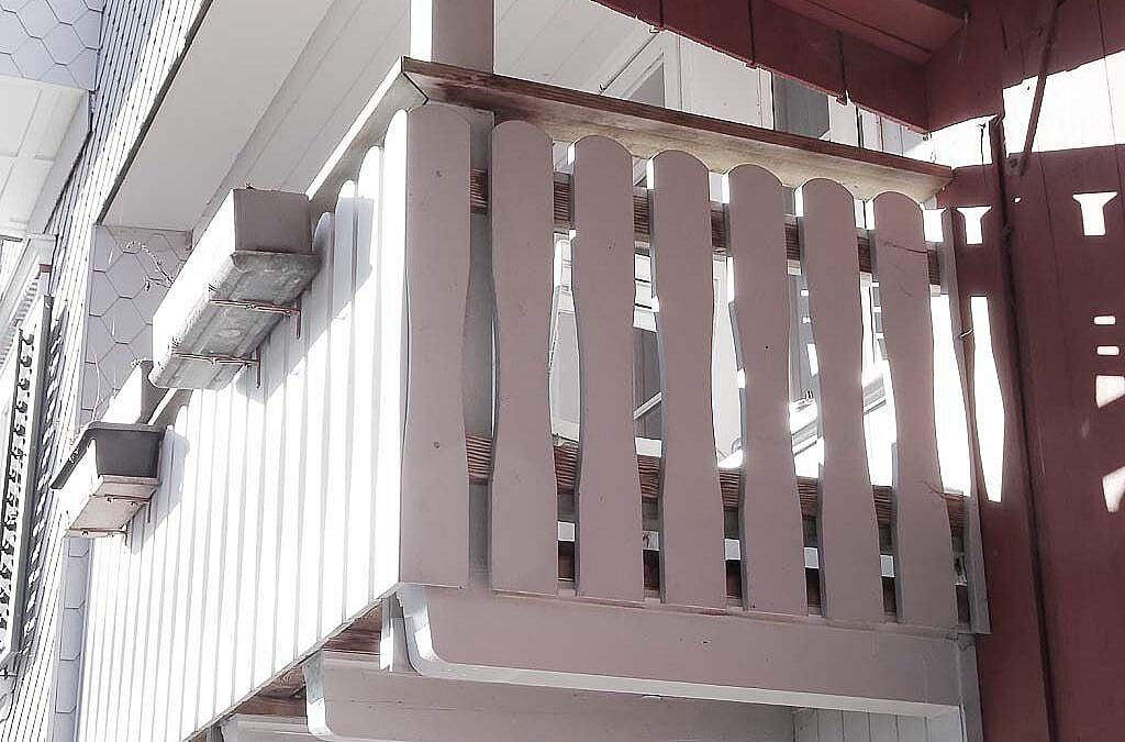 Balkon sanieren in Schurten