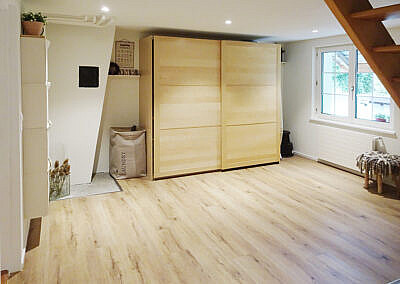 Zimmersanierung/Umbau in Bichelsee