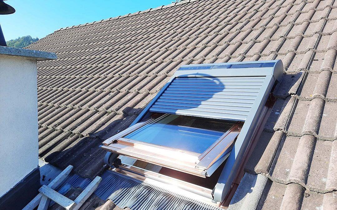 Ersatz Dachfenster in Bichelsee