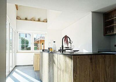 Küchenerweiterung in Gähwil